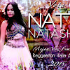 "Natti Natasha Nominada Como ""Mejor Voz Femenina"" a Italia Awards 2015"