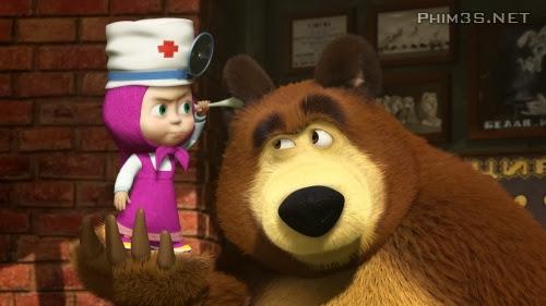 Cô Bé Siêu Quậy Và Chú Gấu Xiếc - Image 4