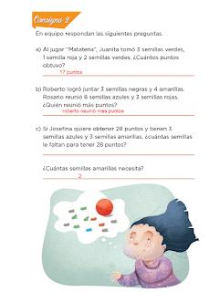 Respuestas Apoyo Primaria Desafíos Matemáticos 2do Grado Bloque 2 Lección 27 Matatena