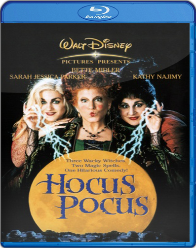 Hocus Pocus (1993) HD 1080p Latino-Ingles