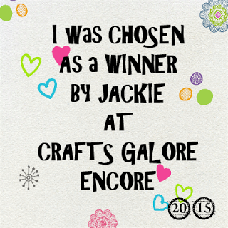 Top 5 - Crafts Galore Encore - #20