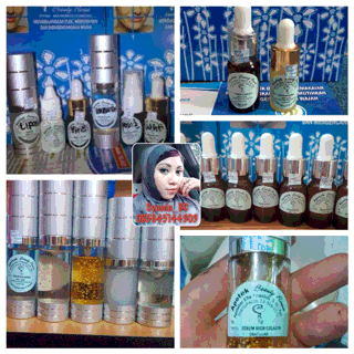 Aneka Serum Beauty Rossa