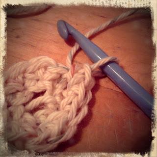 crochet casting on