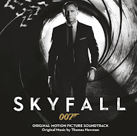Skyfall Soundtrack Front CD Cover