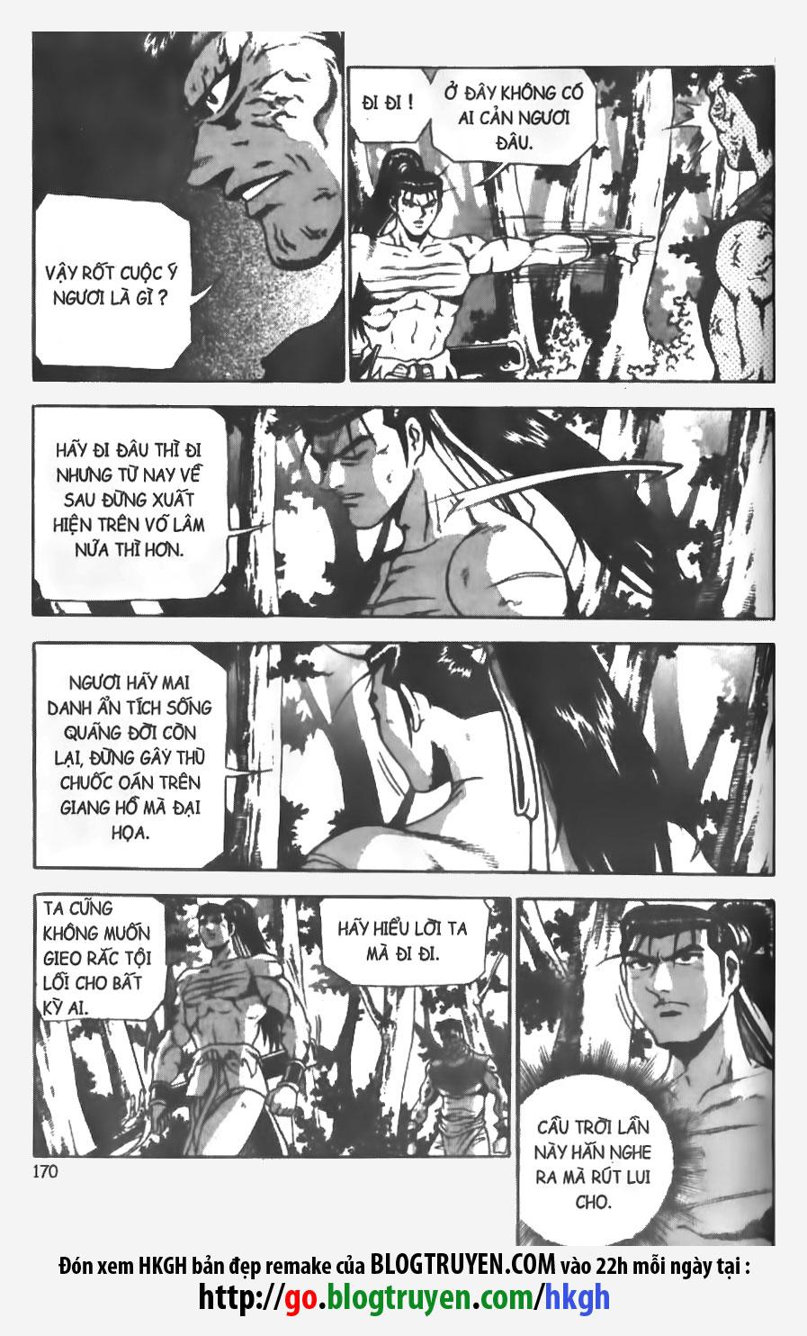 Hiệp Khách Giang Hồ chap 151 page 20 - IZTruyenTranh.com