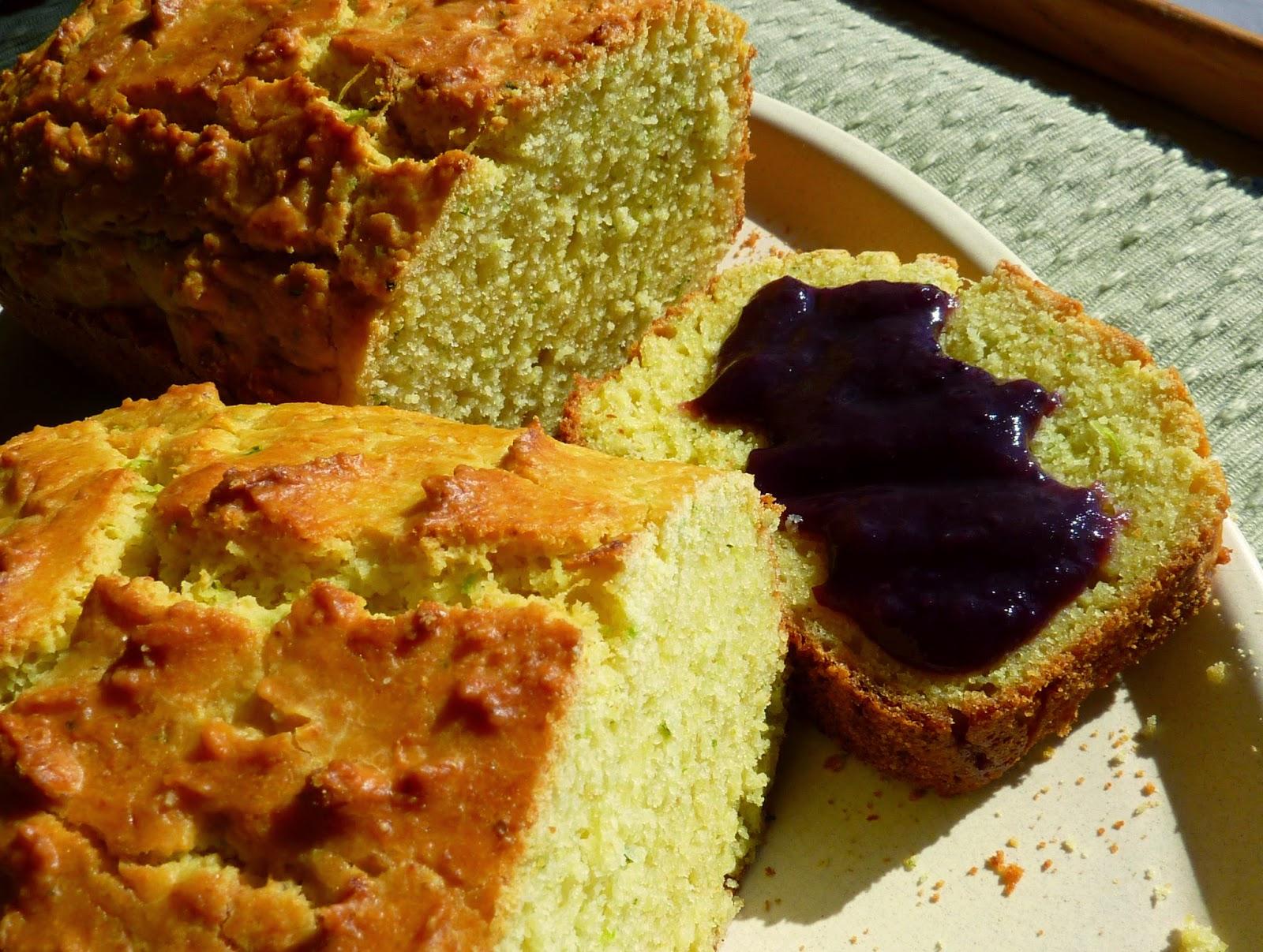 homemade gluten free bread