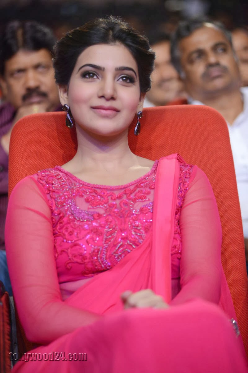 Samantha latest Photos Gallery at Autonagar Surya Audio-HQ-Photo-18