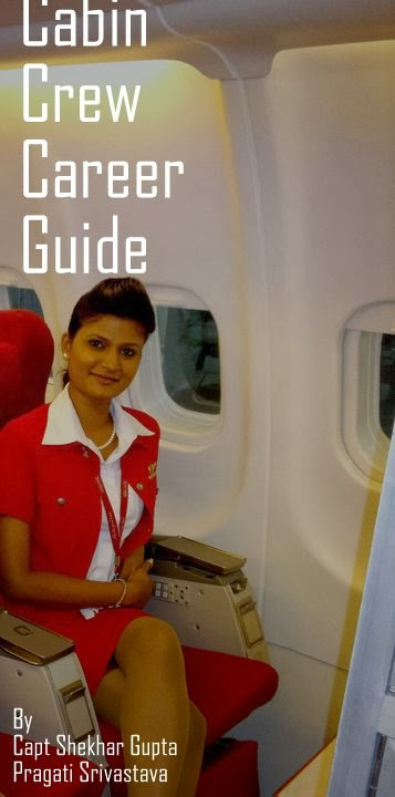 Cabin Crew Career Guide  By Pragati Srivastava [ Air Hostess ]