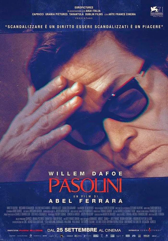 Pasolini – Legendado (2014)