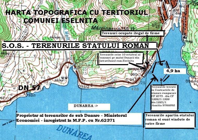 S.O.S. - TERENURILE STATULUI ROMAN