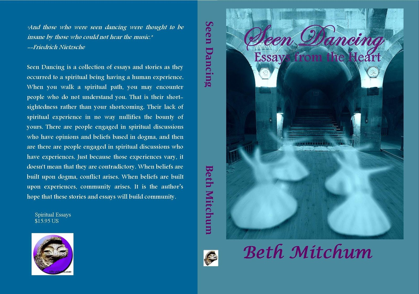 dancing with the heart essay Encuentra seen dancing: essays from the heart: volume 1 (mystic angel healing) de beth mitchum (isbn: 9781481826181) en amazon envíos gratis a partir de 19.