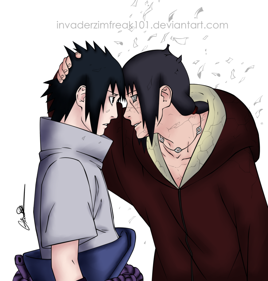 "Naruto Shippūden Chapter 590 ""Aku Akan Mencintaimu Selamanya"""