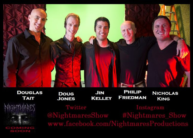 Nightmares cast and crew