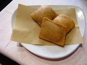 gnocco fritto integrale