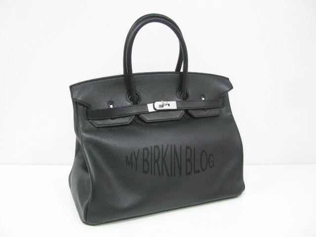 replica hermes birkin handbags - My Birkin Blog: November 2013