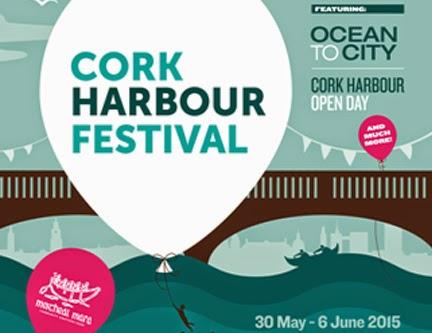 Cork Harbour Festival 2015