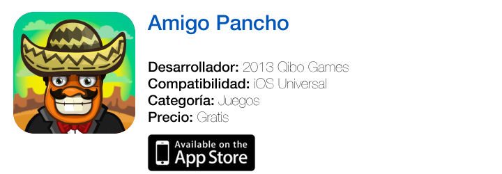 https://itunes.apple.com/es/app/amigo-pancho/id687695808?mt=8