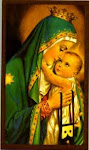 Pray for us, O Holy Mother of God