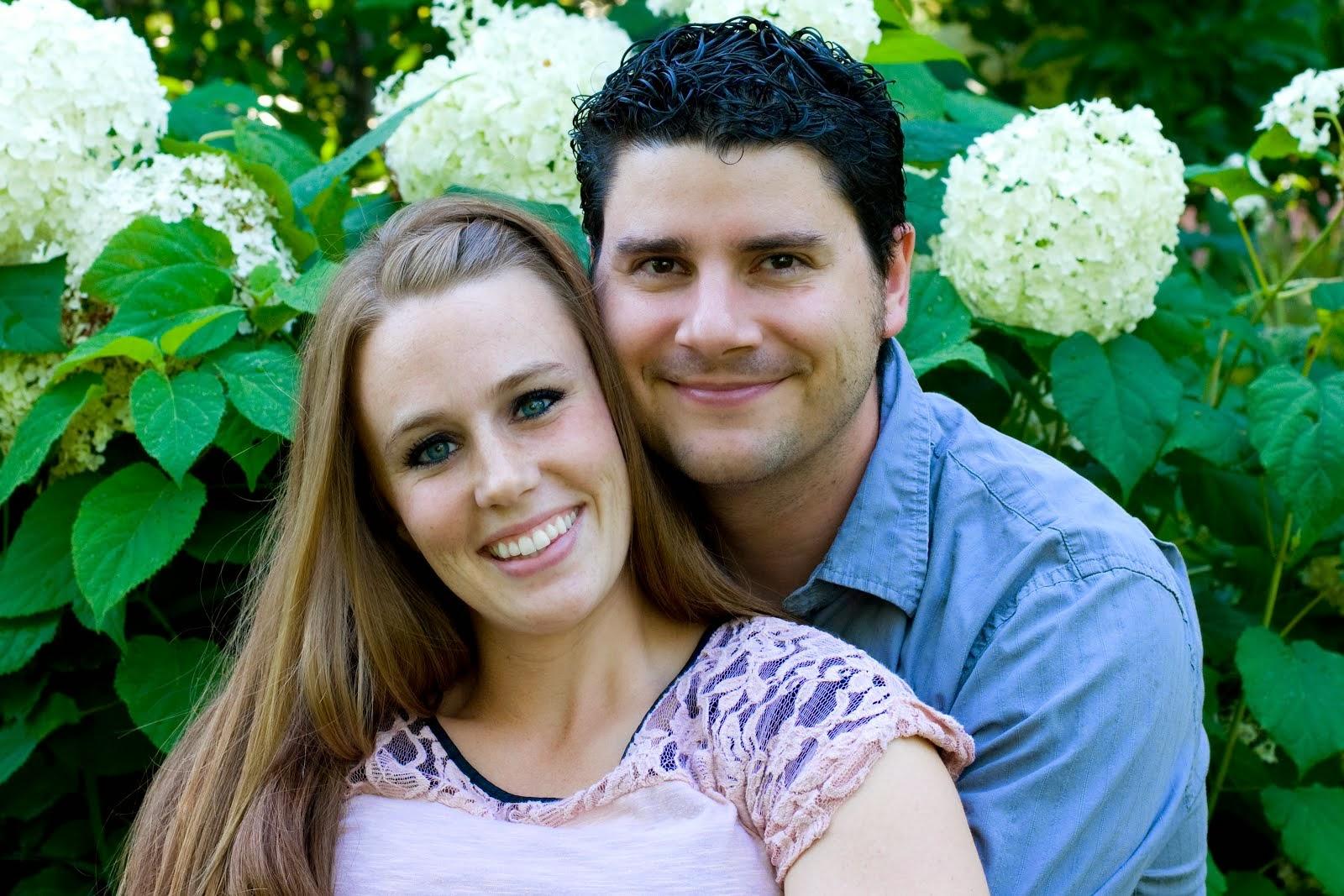 Richard and Kelli