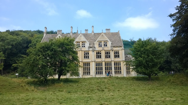 Woodchester haunted mansion