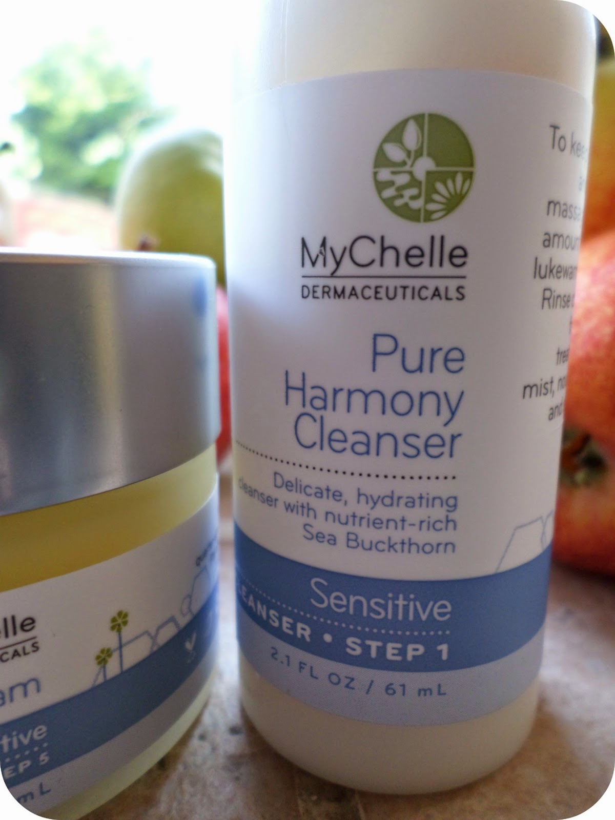 pure harmony cleanser