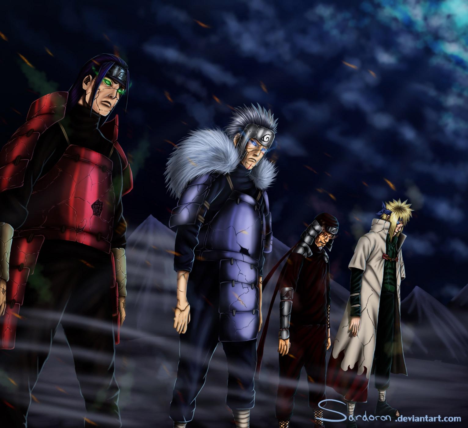 Naruto chap 628 Trang 19 - Mangak.info