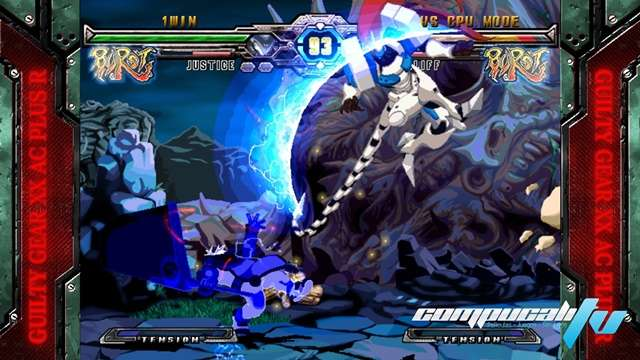 Guilty Gear XX Accent Core Plus R PC Game Español
