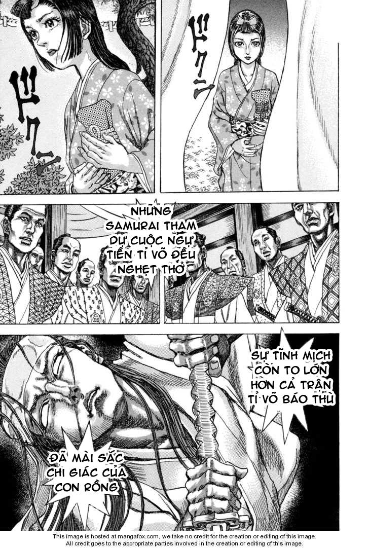 Shigurui - Cuồng Tử chap 82 - Trang 21