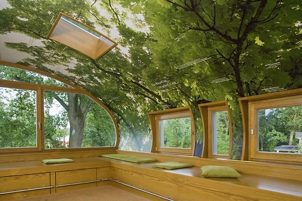 Vida's Think Tank: Eco-friendly Forts, Tree house Resorts ...
