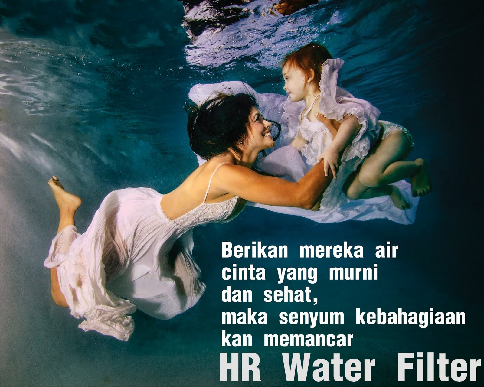 Buruan Beli HR Water Filter