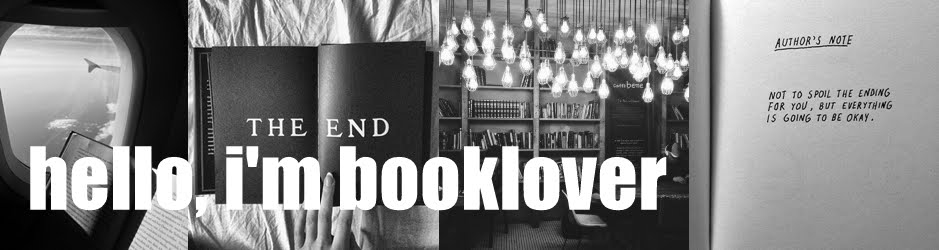 Hello, i'm booklover