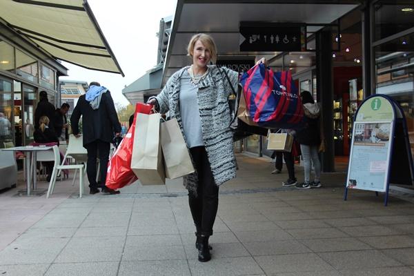 Shoppen im The Style Outlets Zweibrücken