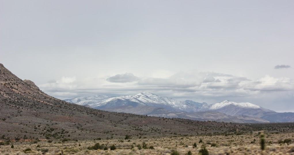 Rt 160 Nevada