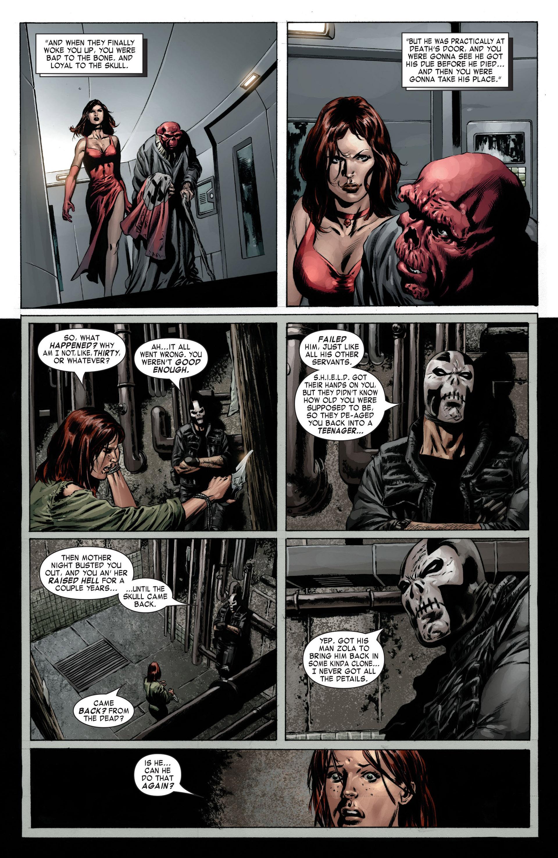 Captain America (2005) Issue #15 #15 - English 15