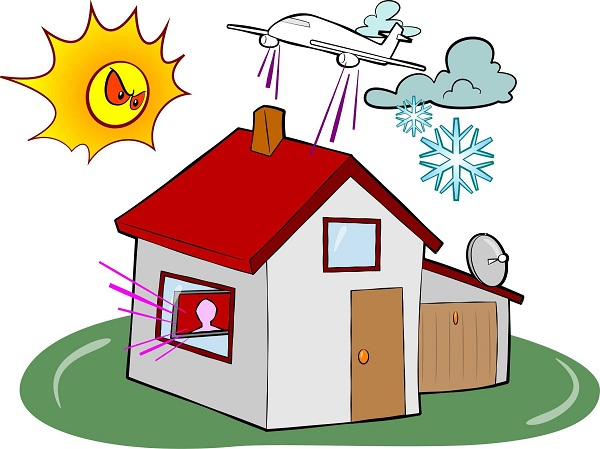 Aislantes t rmicos naturales en casa ideas para decorar - Papel aislante termico ...