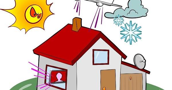 Aislantes t rmicos naturales en casa ideas para decorar - Aislamiento termico para casas ...