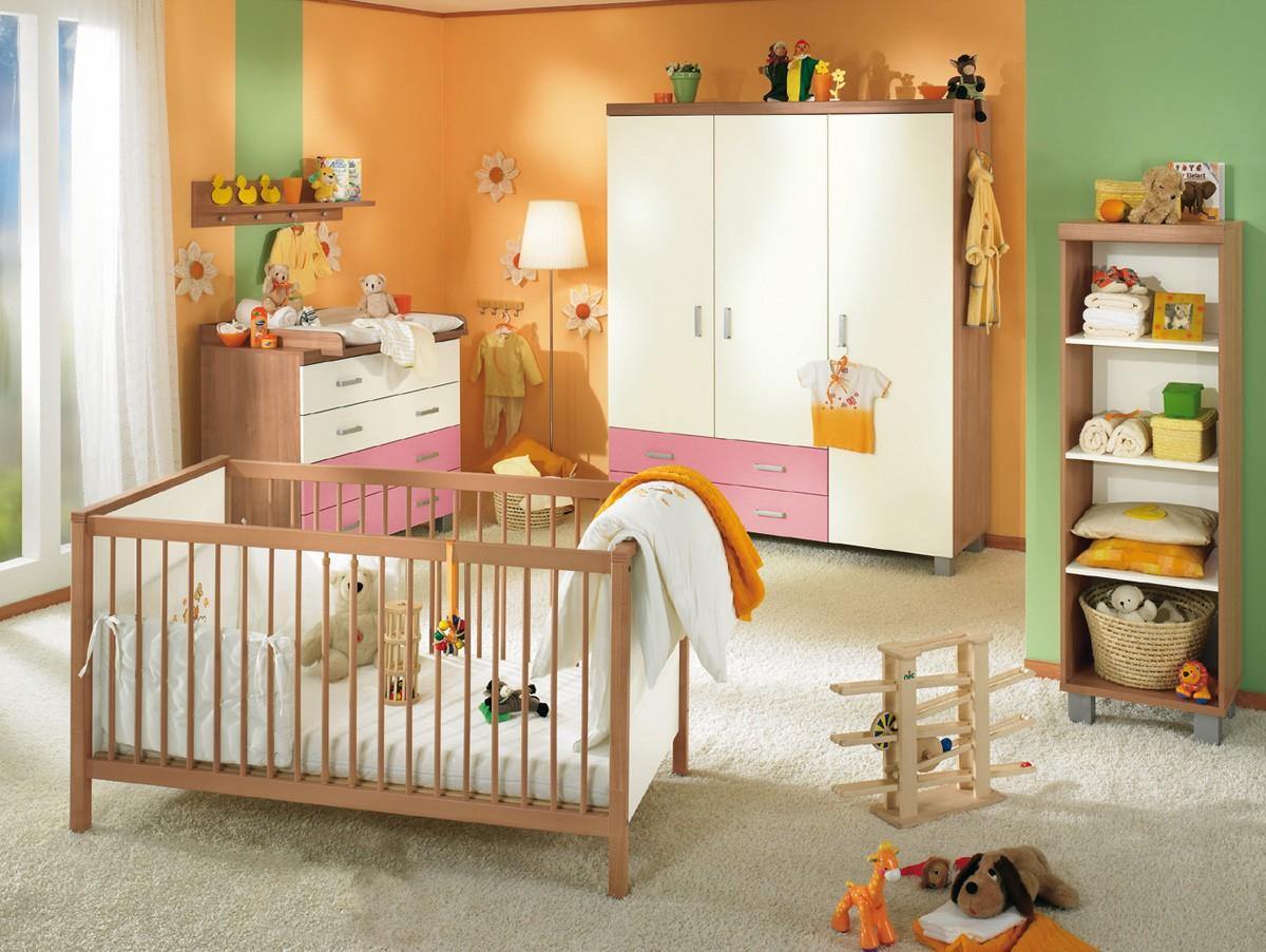 Habitaciones con estilo habitaciones de beb muy coloridas - Habitaciones para bebe ...