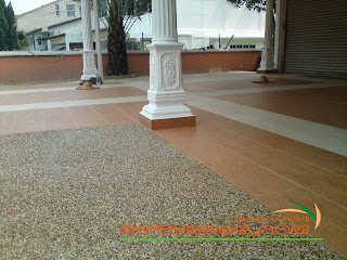 Car Porch Tiles Design