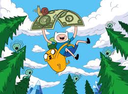 Adventure Time Animated Adventure Show