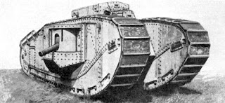 TANQUES Y BLINDAJES DE TANQUES Allied_Mark_VIII_(Liberty)_Tank