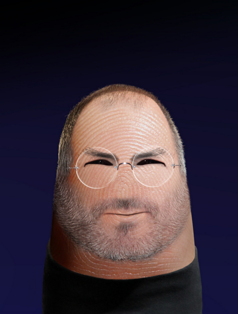 ditology, dito, Steve Jobs