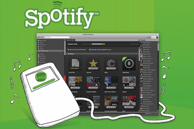 Spotify Müzik ve Şarkı İndirme Programı İndir