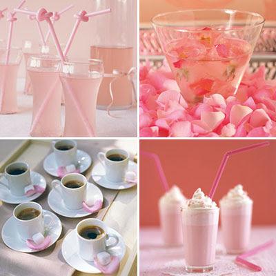 Different Wedding Drinks