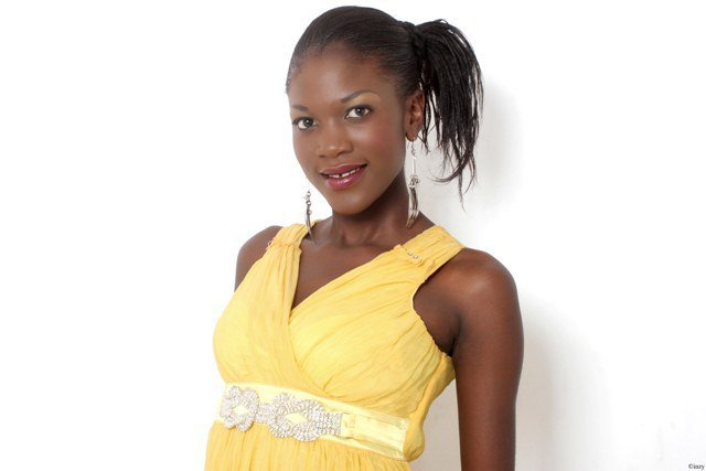 Miss World Zambia 2012 Christine Mwaaba