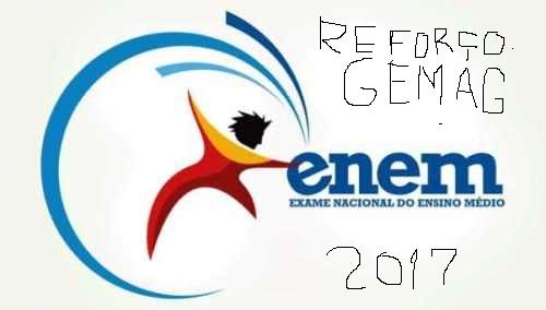 Reforço GEMAG para o ENEM 2017, na escola estadual PHB de Alagoa Grande.
