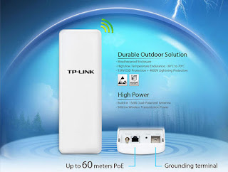 TP LINK TL-WA7510N durable Outdoor SOLUTION