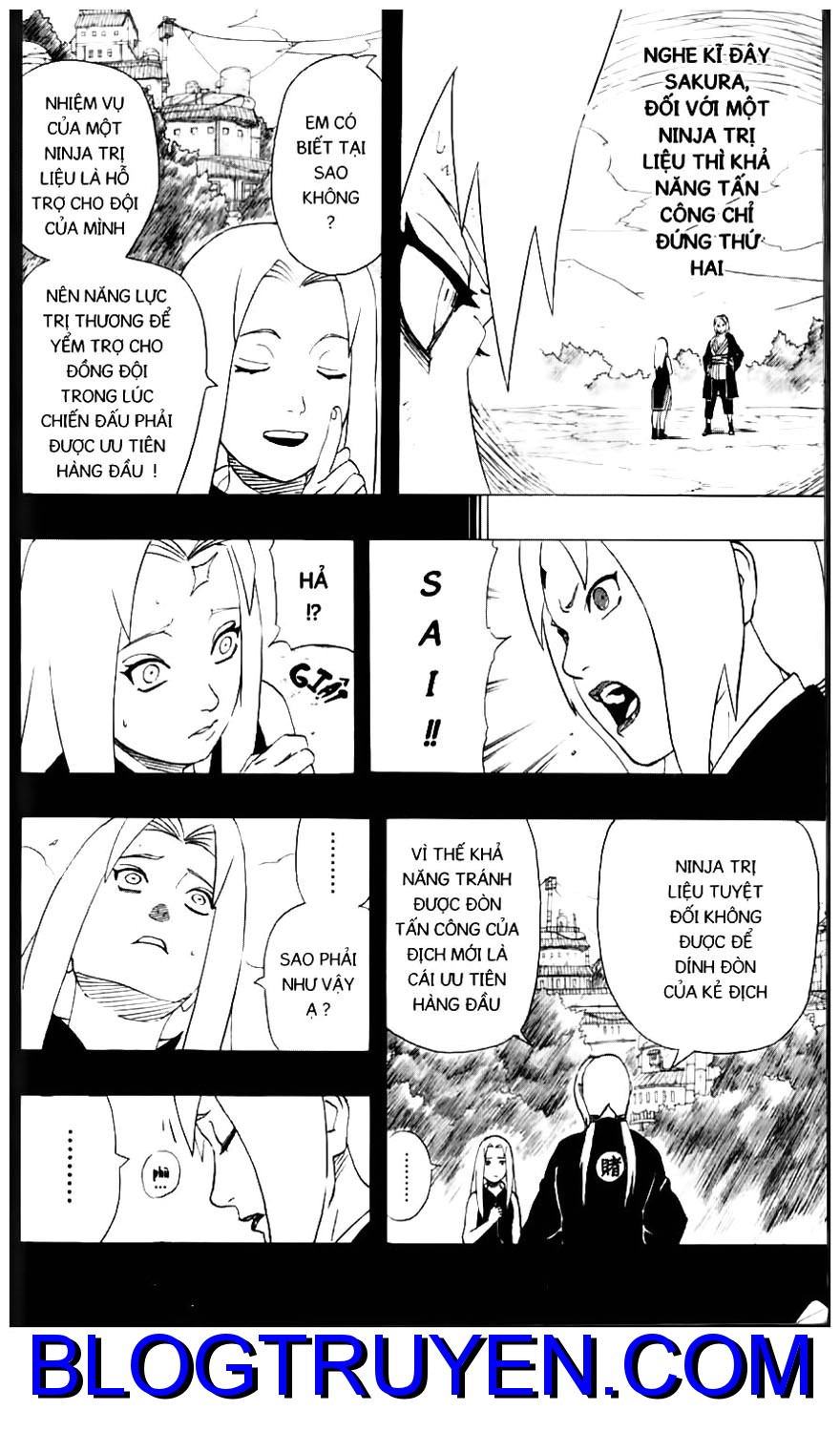 Naruto chap 270 Trang 9 - Mangak.info