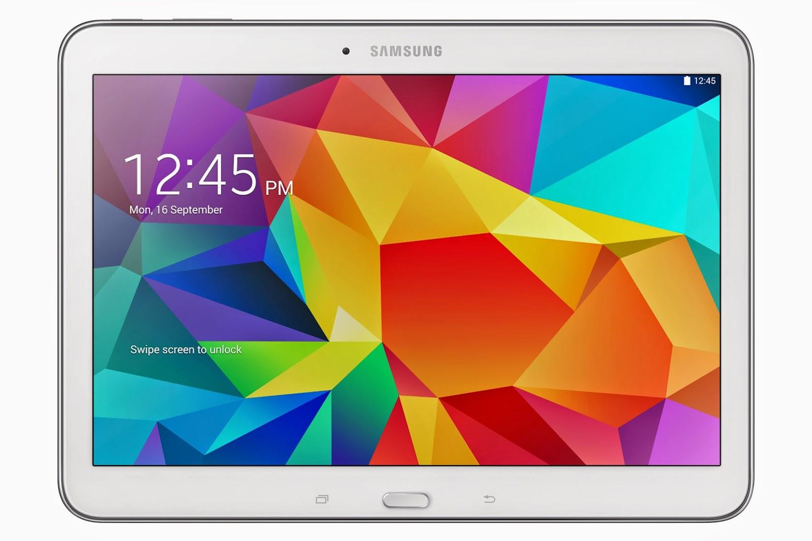 """Samsung GALAXY Tab4 10.1"""" SM-T531 : Tab 4 better moments"""