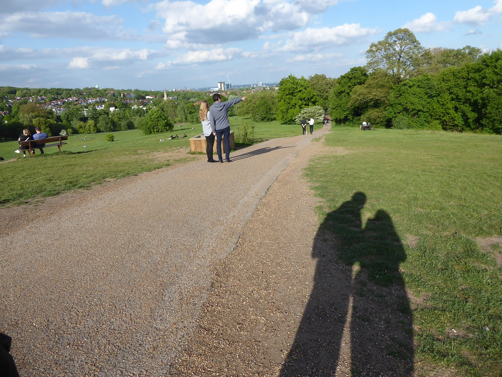 On Hampstead Heath