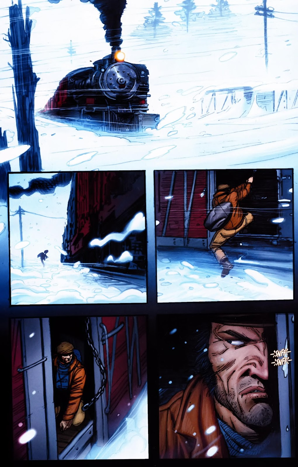 Read online Wolverine (2003) comic -  Issue #65 - 18